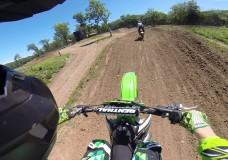 Byron MX – KX250 – GoPro Hero3+ 8/2/13