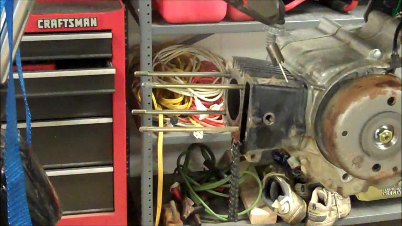 How To Motorcycle Repair Honda Crf 50 88cc Big Bore Kit Install Wiring Diagram