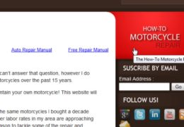 repair manuals download
