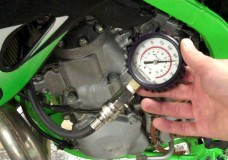 How-To: KX250 Compression Test