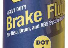 Motorcycle brake fluid DOT 3 DOT 4 Napa