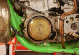 How-To: KX250 Steahly Flywheel Weight Installation