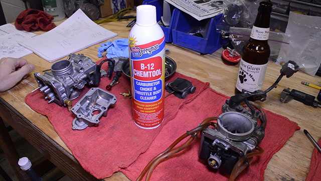 Berryman B-12 and Carburetor Cleaning Do's & Dont's – How-To