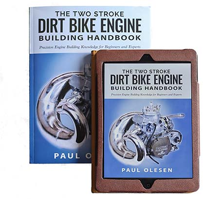 Product review the two stroke dirt bike engine building handbook what does this book do solutioingenieria Choice Image