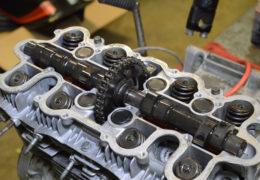 How-To: Honda CB500 CB550 Top End Rebuild