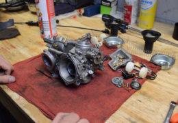 How-To: Honda Shadow VT750/VT1100 Carb Clean & Rebuild 1995-2007