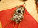 How-To: Clean a 4 stroke MX/Quad carburetor