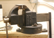 How-To: Take Apart, Lube, & Mount A Bench Vise