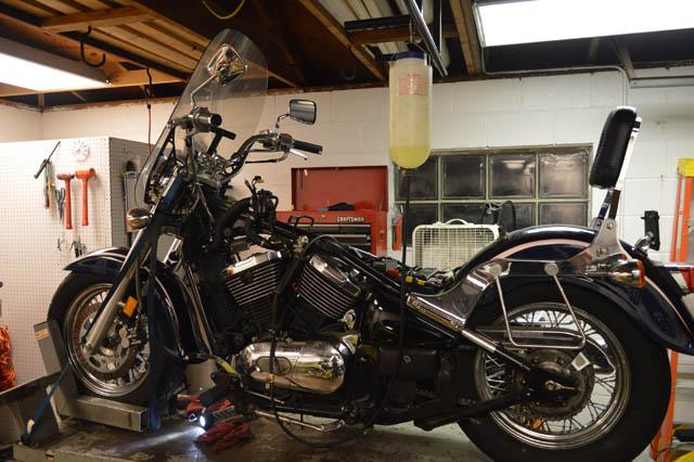 kawasaki vulcan vn800 carburetor clean rebuild