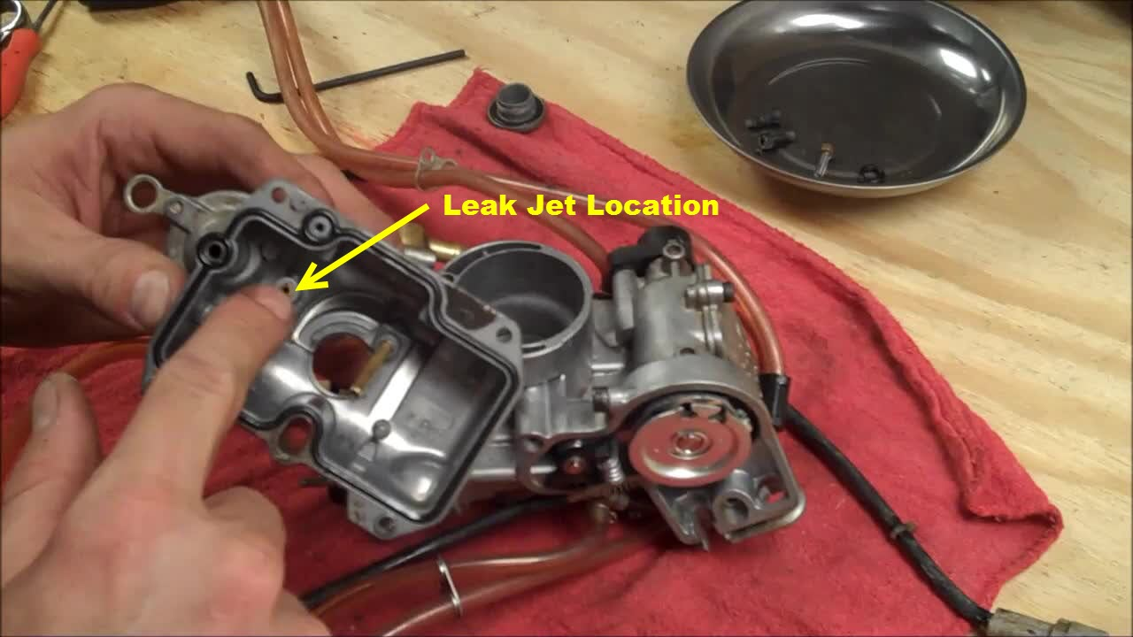 How-To: Jet a 4 Stroke Dirt Bike – How-To Motorcycle Repair