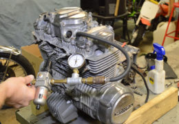 How-To: Perform A Leak Down Test On A Motorcycle