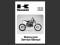 KX125 KX250 OEM Service Manual 99-07